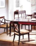 M-C 456T<br />Dining Table<br />1600X900X760Mm<br />M-C456C<br />U-Arm Chair<br />M-C456W<br />Arm Chair